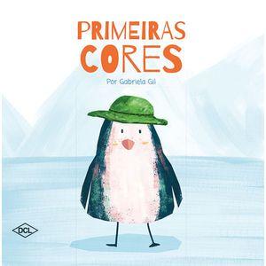 MEUS PRIMEIROS PASSOS - PRIMEIRAS CORES
