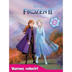 DISNEY VAMOS COLORIR - FROZEN 2