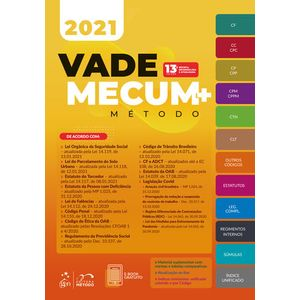 VADE MECUM TRADICIONAL METODO 2021