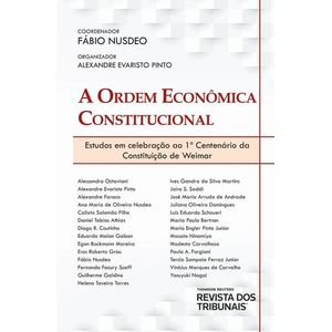 ORDEM ECONOMICA CONSTITUCIONAL, A