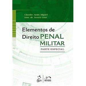 ELEMENTOS DE DIREITO PENAL MILITAR - PARTE ESPECIAL