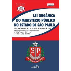 LEI ORGANICA DO MINISTERIO PUBLICO DO ESTADO DE SP
