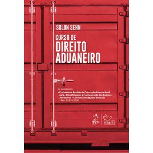 CURSO DE DIREITO ADUANEIRO