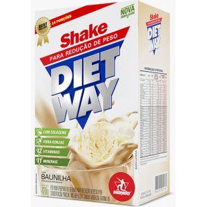 DIET WAY SHAKE BAUNILHA 420G