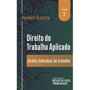 DIREITO DO TRABALHO APLICADO - VOL 02